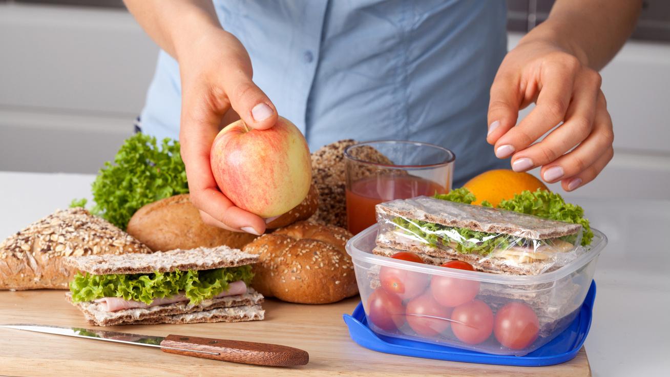 egészséges fogyás esti étkezés