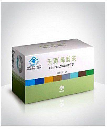 Antilipid tea