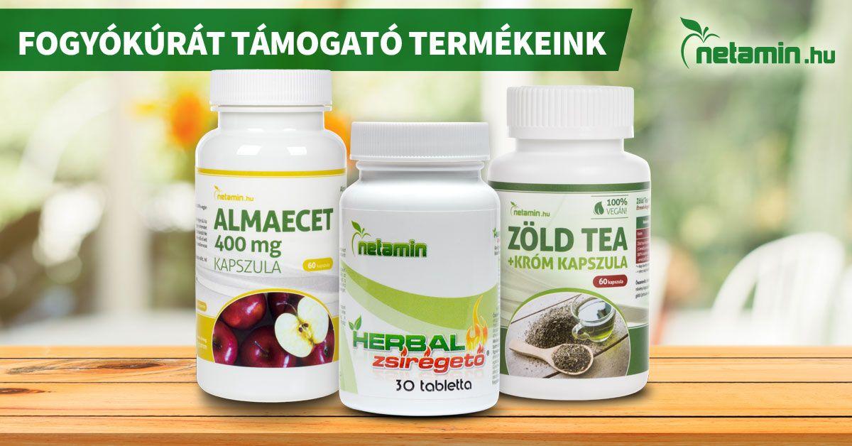 Zsírégető tabletta, kapszula