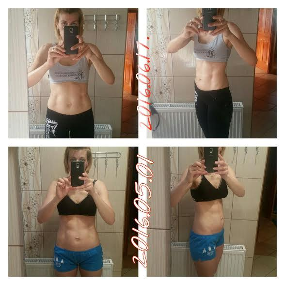 25 kg súlycsökkenés 6 hónap alatt)