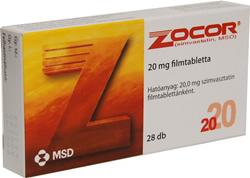 zocor fogyást okozhat)