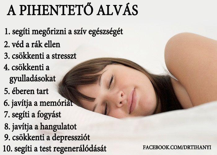 több alvás segíti a fogyást)
