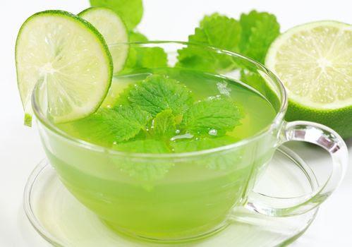 menta tea előnyös a fogyás