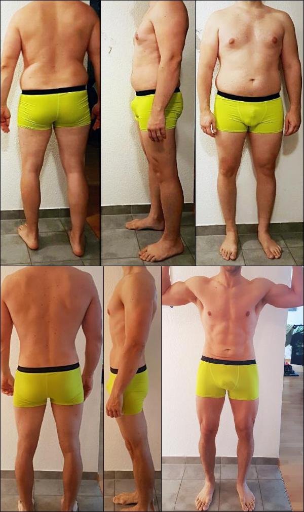 35 kg súlycsökkenés 6 hónap alatt)
