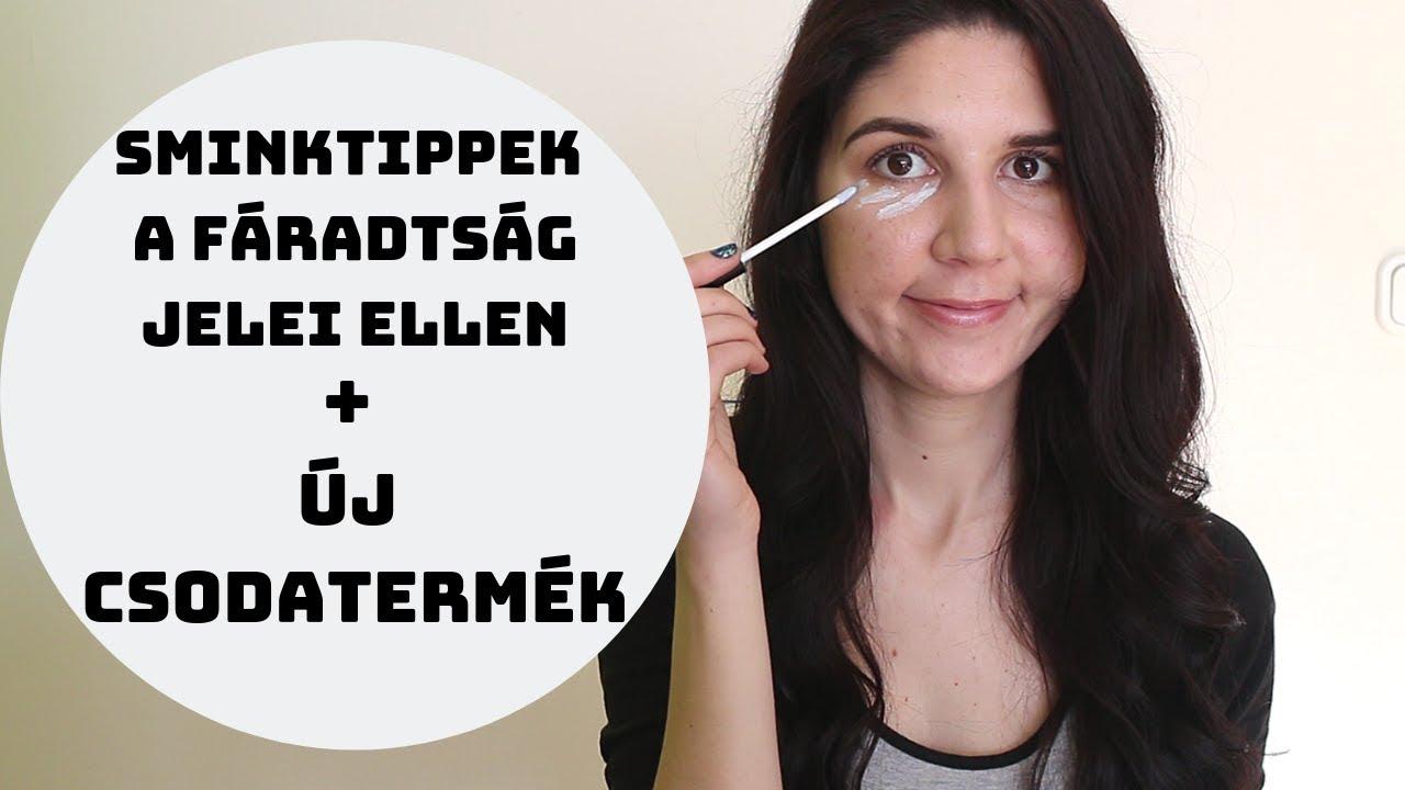 távolítsa el a szem alatti zsírt)