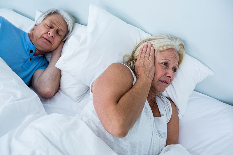 alvási apnoe fogyni