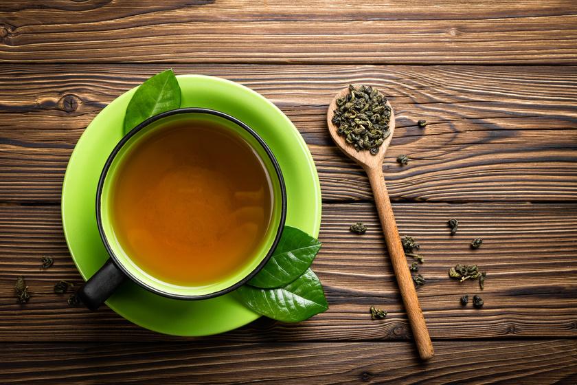 tea, amely zsírégetést okoz