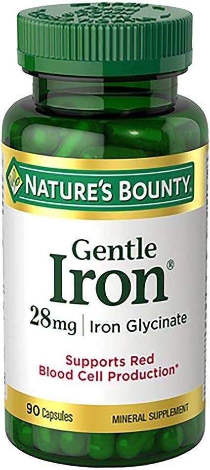 természet bounty fogyni