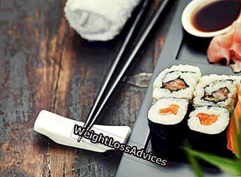 sushi, hogy elveszítse a hasi zsírt fogyás, mint a plexus
