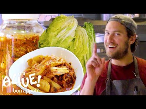 fogyni kimchi)
