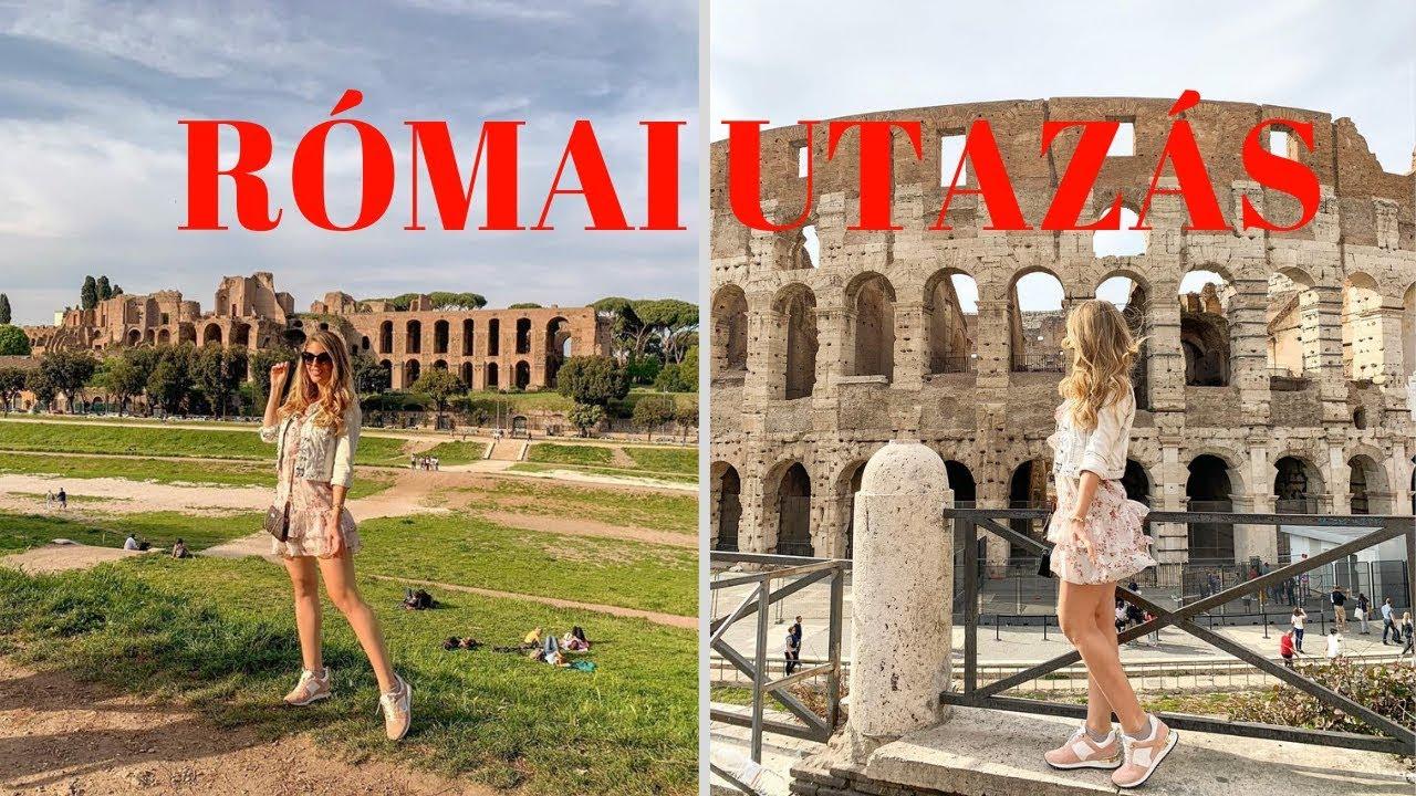 fogyni Rómában