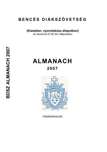 gazdák almanach fogyás