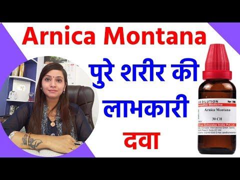 Arnica montana fogyás - vakantiehuizen.hu