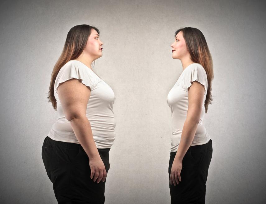 1 hónap 10 kg fogyás)