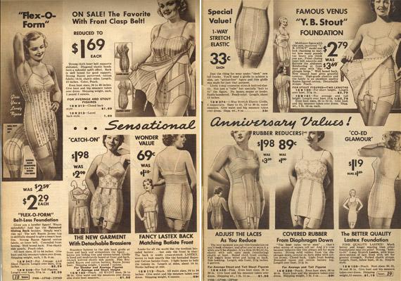 tippek a fogyáshoz a 30-as években)