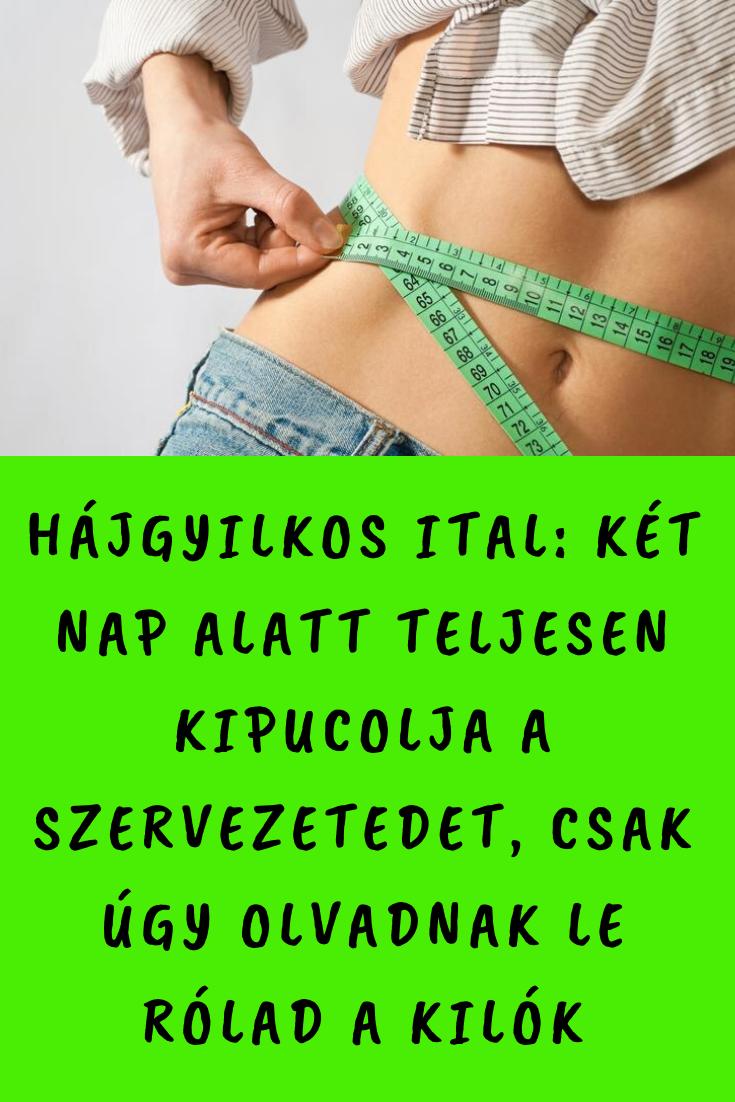 fogyás természetes tisztít)