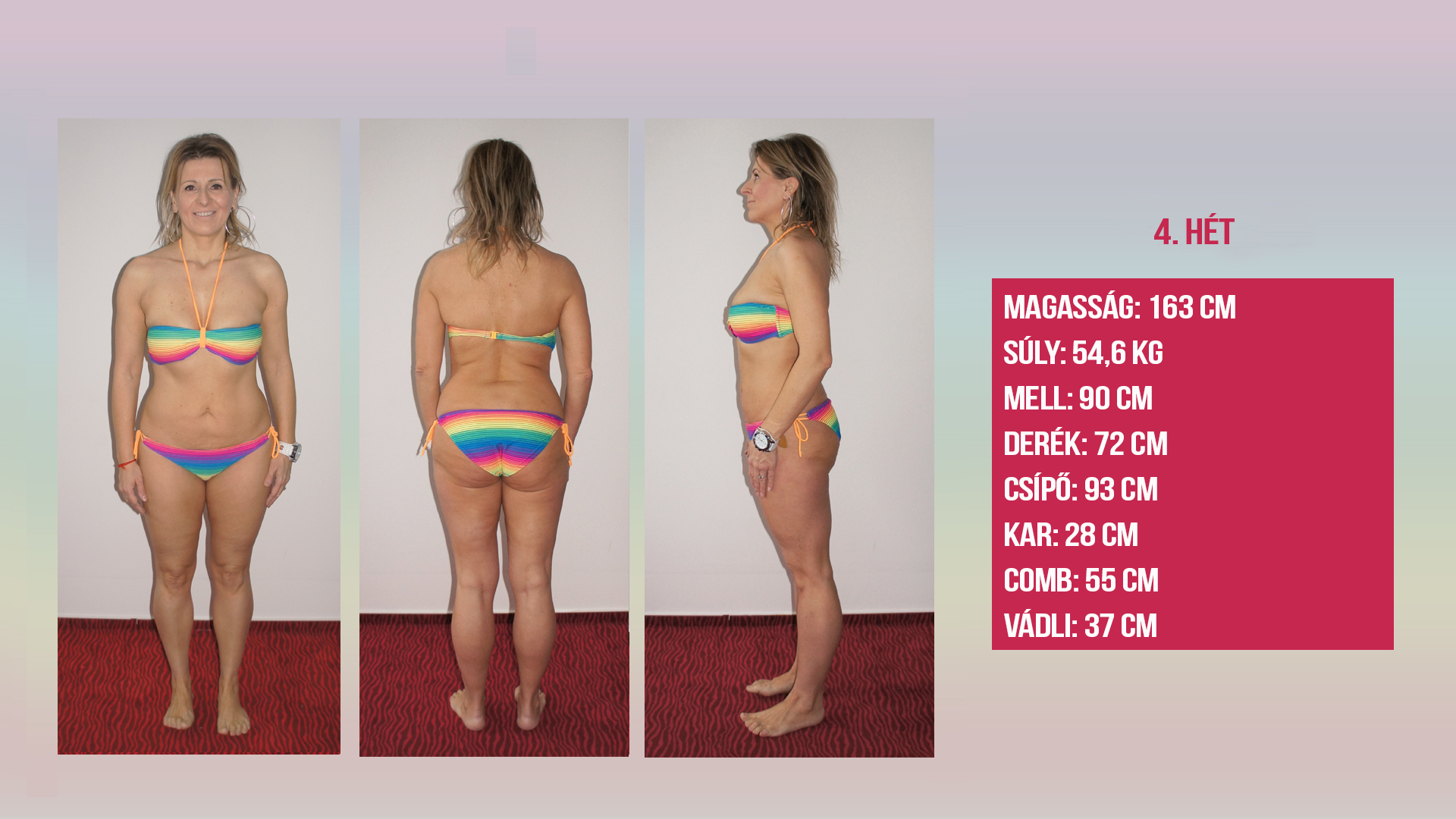 5 kg súlycsökkenés 4 hét alatt hogyan lehet fogyni fibromyalgia