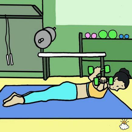 Hogyan fogyni és eltávolítani a zsírokat a hónaljból