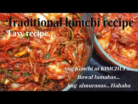 fogyni kimchi
