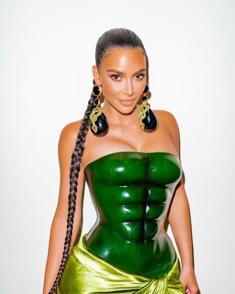kim kardashian fogyás 2021