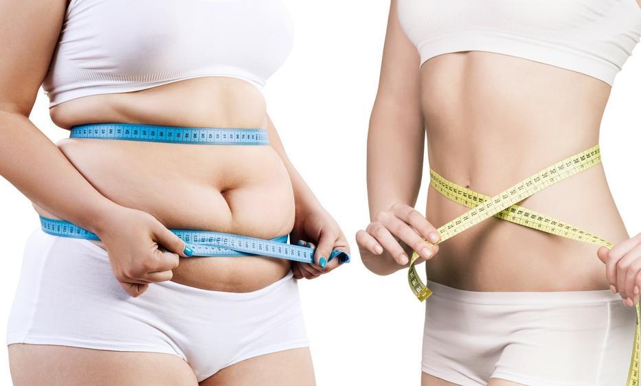 Biztonságos fogyás hetente az elhízottak számára