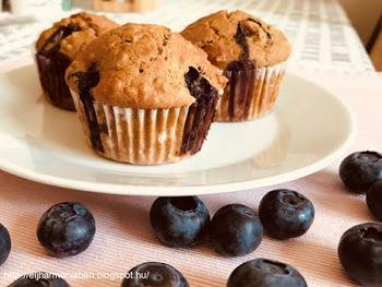 elveszíti a zsíros muffin tetejét