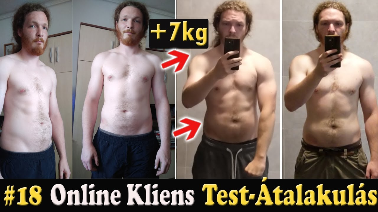 10 hetes zsírvesztés átalakulás)