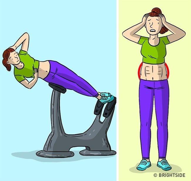 Hogyan lehet fogyni a lábakban egy héten keresztül testmozgással és diétával