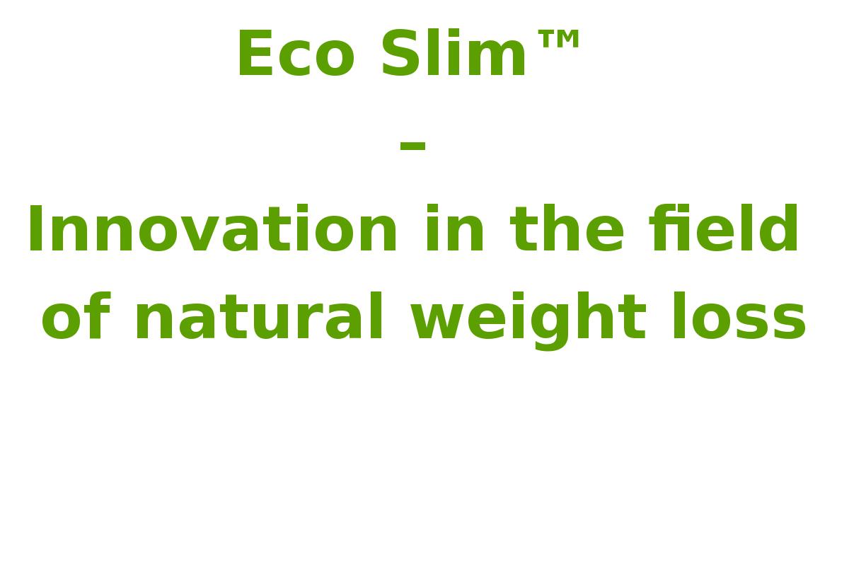 ecoslim site oficial