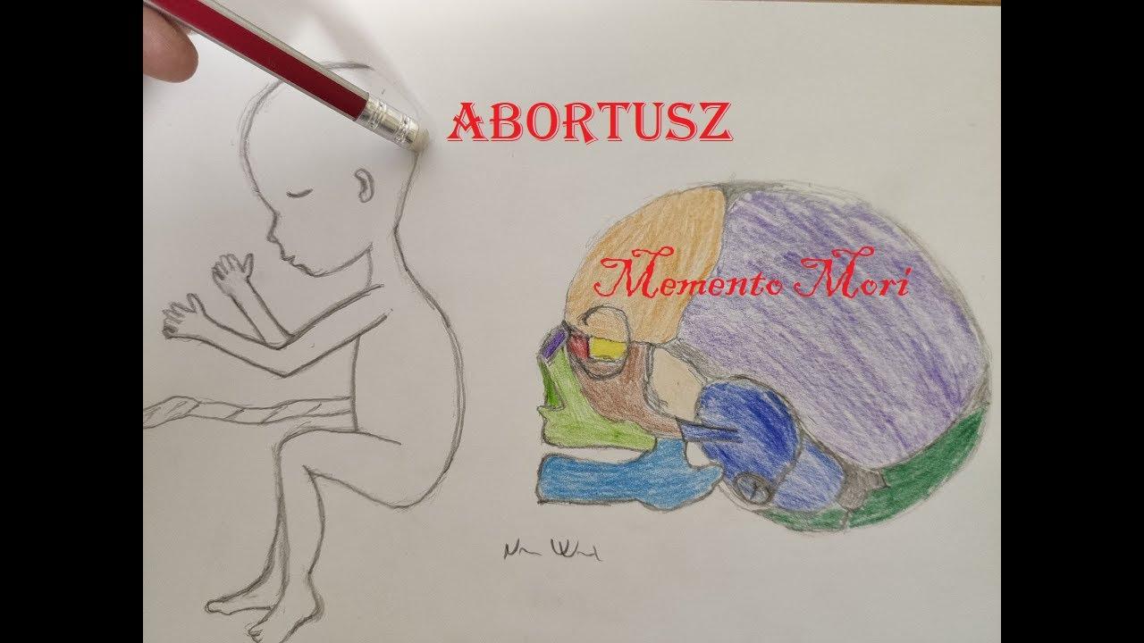 abortusz után nem tud fogyni)