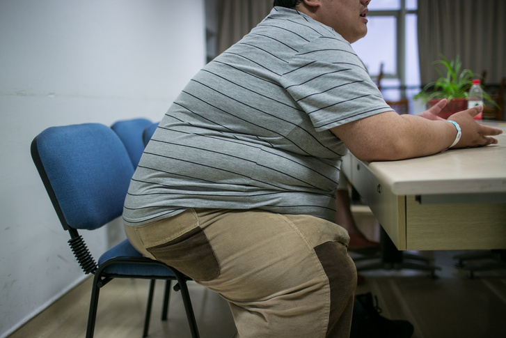Zsírégetők férfiak egészsége