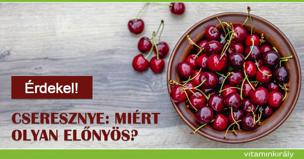 cseresznye jó vagy rossz a fogyáshoz)