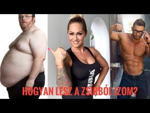 hogyan lehet lefogyni az elhízott nősténynél