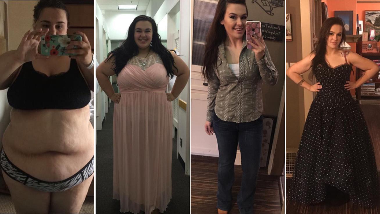 fogyás 40 kg előtt és után