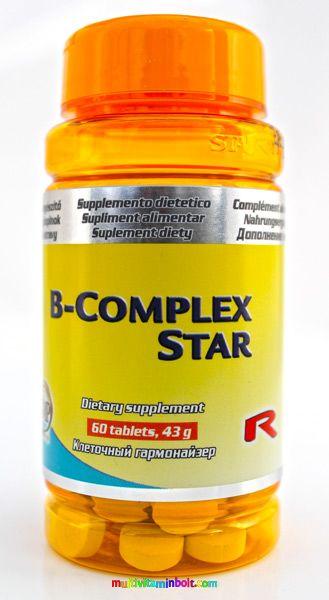 b komplex segítség a fogyásban