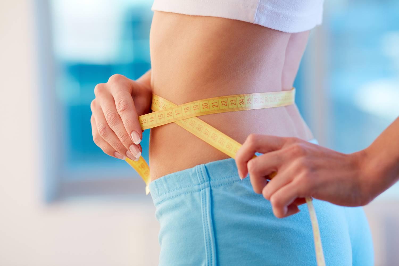 egészséges arányú fogyás hetente)