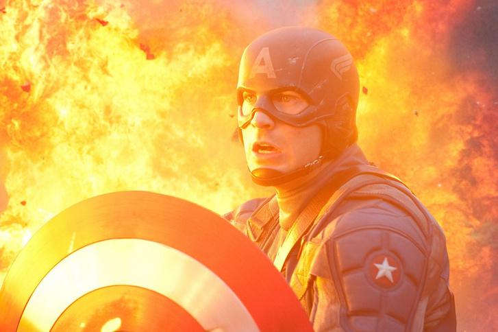 amerikai kapitány valóban lefogyott
