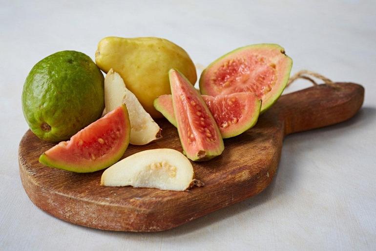 friss guava levelek a fogyáshoz)