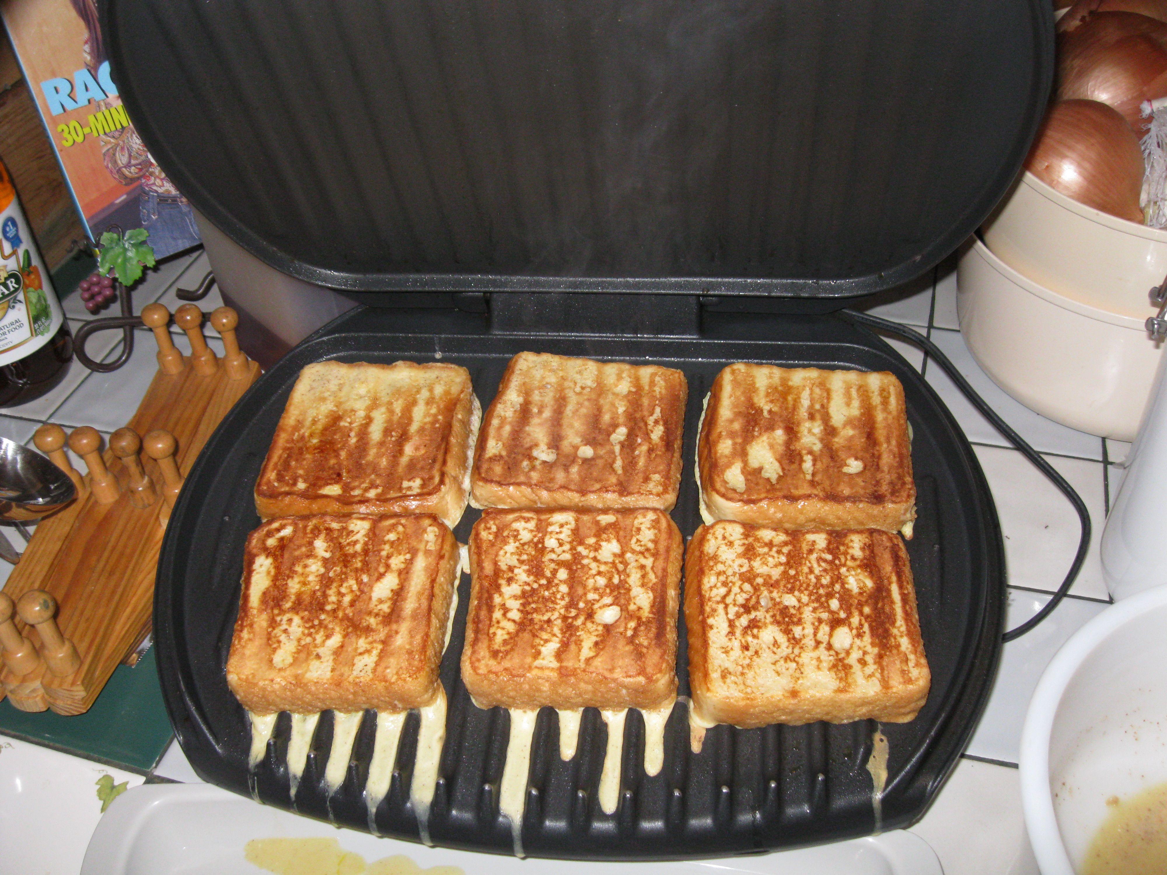 george foreman grill fogyni