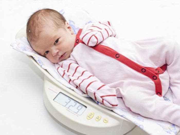normális súlycsökkenés újszülötteknél