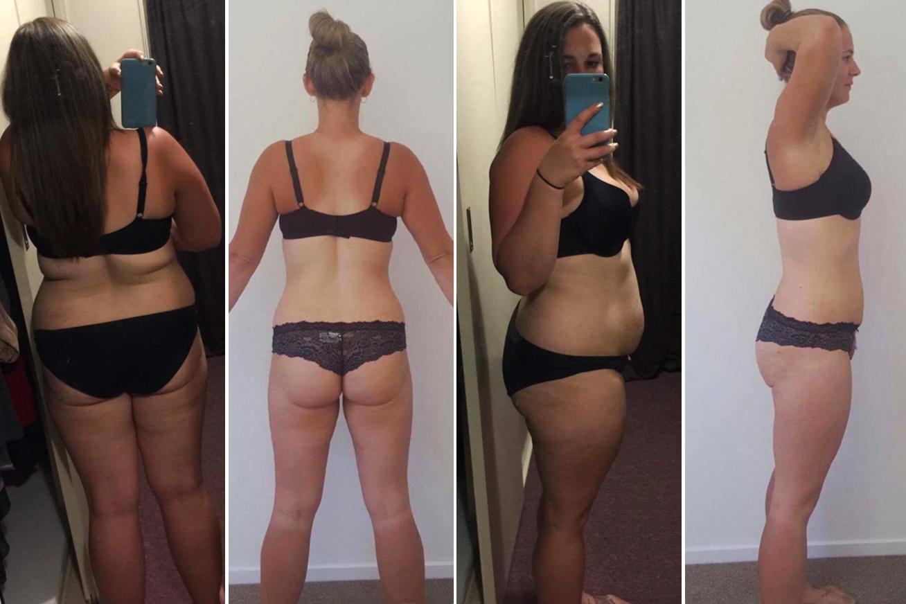 súlycsökkenés 4 hónap előtt és után hogyan lehet fogyni, de kanyargós maradni