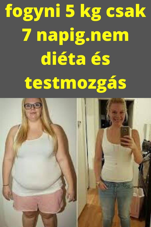 súlyok fogyás női