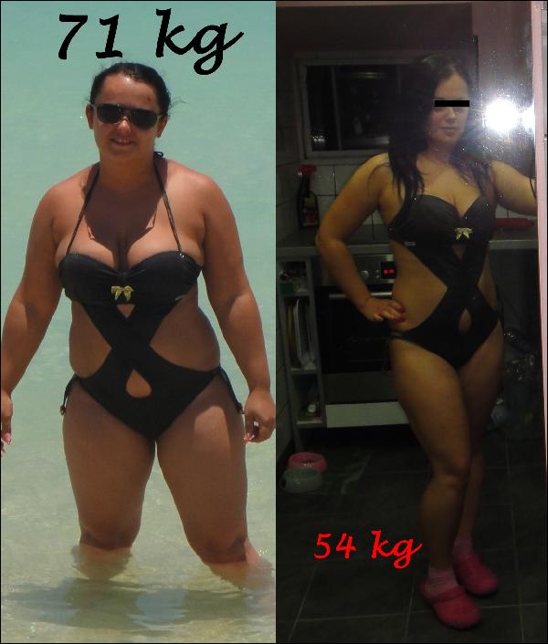 10 kg fogyás 3 hónap alatt