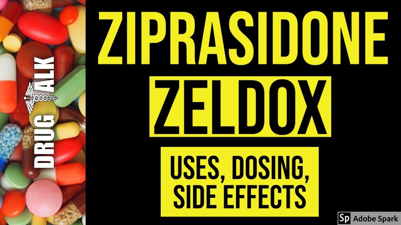 zeldox mellékhatások fogyás