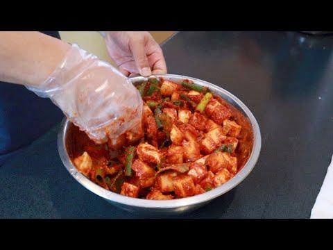 kimchi fogyás