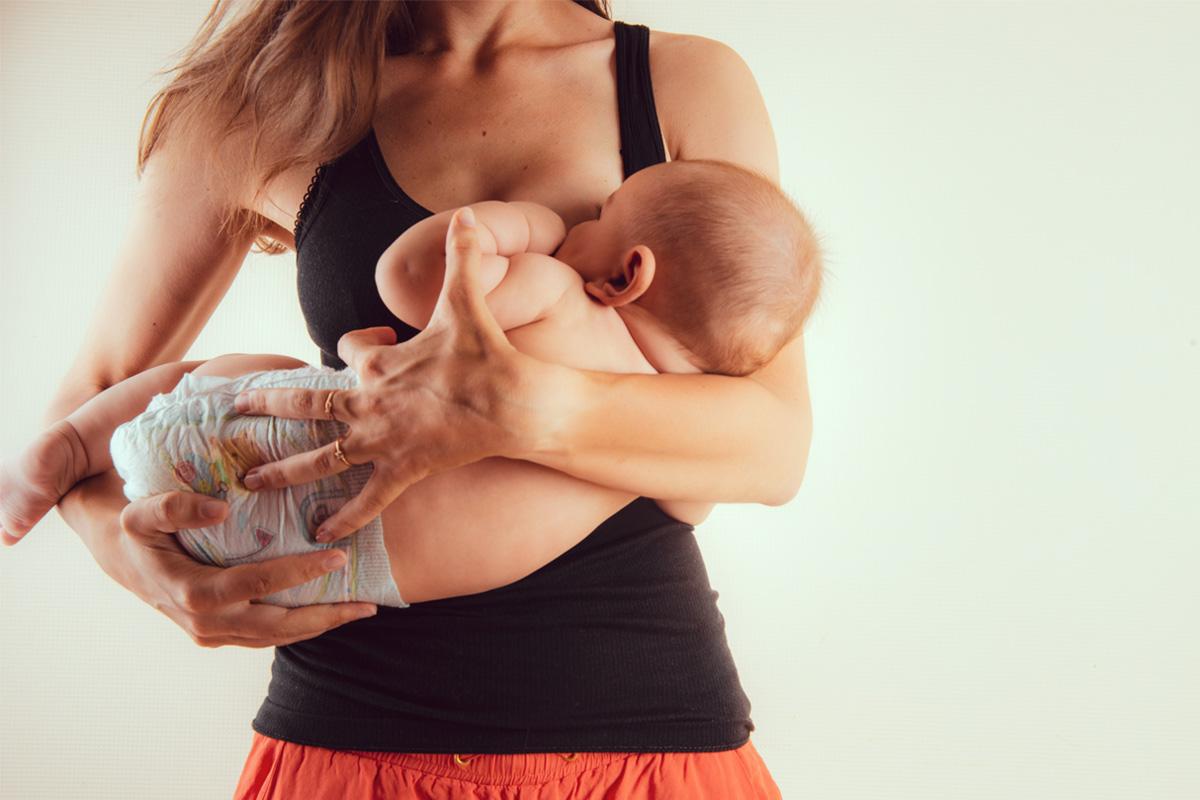 biztonságos fogyás a szoptató anyák számára