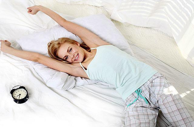 nem elég alvás fogyni